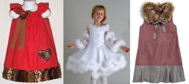 6830eed4c8a Наряд на новый год для женщин. Новогодние платья для девочек — как ...